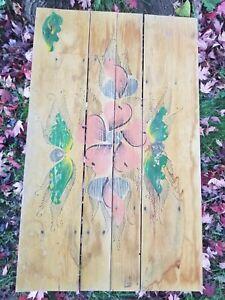 Vintage Handmade Folding Table