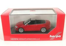 Audi A3 Cabriolet Rosso 1 43 Herpa