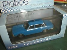 Vanguards 08205 - Triumph 2500 Metropolitan Police - 1:43 Made in China