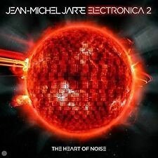 JEAN-MICHEL JARRE Electronica 2 The Heart Of Noise CD BRAND NEW