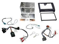 CTKAU03 Audi TT Mk2 06-14 Double Din Car Stereo Fitting Kit inc steering adaptor
