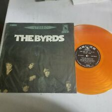 Byrds Turn Turn Turn LP Orange Vinyl Large World Records Taiwan Rare! LW-113A