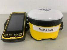 Trimble Sps585 Smart Antenna Base Receiver With Juno T41 Scs900 Pre Owned