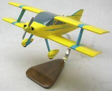 Sorrell SNS-7 Hiperbipe Airplane Desktop Wood Model Large