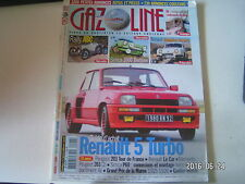 ** Gazoline n°98 Rally ABC / Renault 5 Turbo / Simca 1000 Bertone
