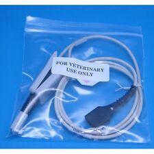 New Nellcor Large Veterinary SpO2 Pulse Oximeter Lingual Sensor Ear Tongue   VET