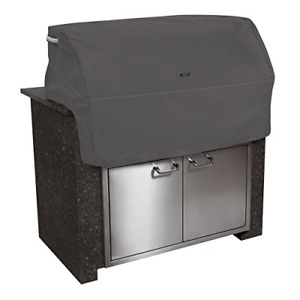 Classic Accessories Ravenna Built-In Grill Top Cover - Premium Outdoor Grill and