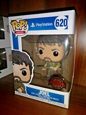 FUNKO POP! #620 JOEL - The Last of Us - PlayStation Special Edition - IN STOCK