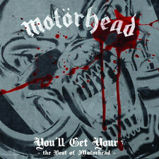 Motörhead - You'll Get Yours: The Best Of Motorhead (2010)  CD  NEW  SPEEDYPOST