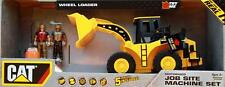 CAT MOTORIZED WHEEL LOADER JOB SITE MACHINE CATERPILLAR WHEELLOADER NEW