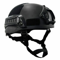 Outdoor Airsoft Military Tactical Combat Riding Hunting MICH2002 Helmet OK
