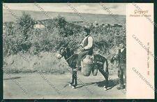 Agrigento Città Costumi cartolina QQ0008