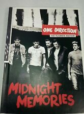One Direction Midnight Memories CD and Photo Book. The Ultimate Edition