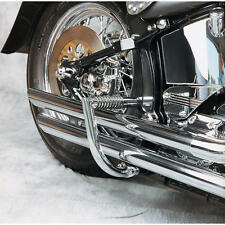 "Lindby Rear Linbar Highway Bar 1"" Chrome #203 Harley Davidson"