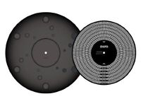 Oyaide BR-12 Turntable Mat Rubber Turntable sheet Japan Import Free shipping