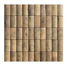 1 - BM-002 - Bambus Fliesen Verblender - Naturstein Lager Stein-mosaik Herne NRW