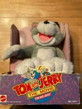 Tom & Jerry The Movie Tom Plush Toy