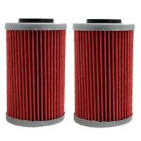 2pcs Oil Filter for KTM RC390 DUKE 200 125 525 690 650 540 640 250 625 520 660