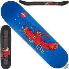 "ALMOST Willow ""Wacky Races"" Skateboard Deck 8.0"" x 31.6"" FREE GRIPTAPE Street"