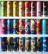 Heroes & Cartoon Edition 250ml Soft Drink & Energy Drink Can Collection 5$/can