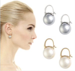 Z·Y Retro Earrings with Pearl in INS Style (Free Hair Tie)