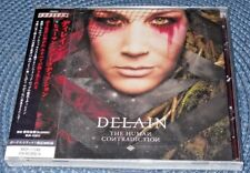 DELAIN ‎– THE HUMAN CONTRADITION JAPAN OBI
