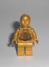 LEGO Star Wars - C-3PO Pearl Gold - Figur Minifig C3PO Droide 10188 8129 10198
