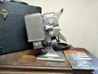 Vintage Eastman Kodak Kodascope Eight Model 70 Film Movie Projector 8mm