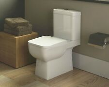 Modern Ceramic Square Toilet Design Close Coupled Bathroom Toilet WC Soft Close
