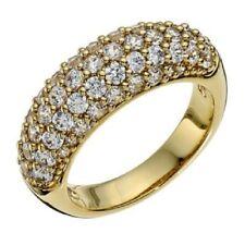Swarovski Maeva Champagne   ring 1062727    55  new
