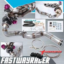 S2000 AP1 AP2 F20C F22C Turbo Charger Kit W/ Turbonetics Custom T3 60 Series .65