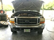 1999 2000 2003 2004 Factory Ford F250 F350 Super Duty Chrome Front Bumper Lariat