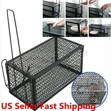 US Rodent Animal Mouse Humane Live Trap Hamster Cage Mice Rat Control Catch Bait