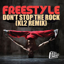 Freestyle - Don't Stop Rock (KL2 Remix) [New CD] Manufactured On Demand