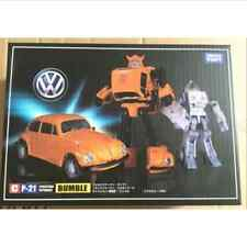 Stock! Bumble Masterpiece CMP21 NEW Transformers TAKASA TONY figure