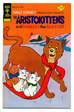Walt Disney's The Aristokittens #7 (Gold Key) VF8.2