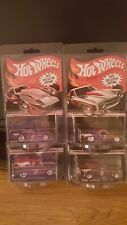 Hot Wheels 2015 collector's edition set of four all have cro-mags and realRiders