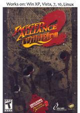 Jagged Alliance 2 Wildfire PC Linux Game Windows XP Vista 7 10