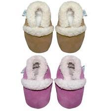 Fleece Slip - on Baby Shoes
