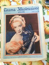 Cinema Illustrazione 1935 X n° 34 Miriam Hopkins      23/12