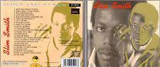 Slim Smith Slim ´S Last Stand Reggae Ska CD Rareté 25 Songs NM
