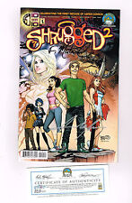 SHRUGGED II #1 Ltd to 600 signed by entire creative team w/ publishers COA! NM
