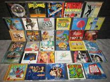 CD Sammlung, Collection: Pop, Rock, Dance (BRAVO, Top Hits) 107 Sampler CD's
