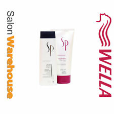 Wella SP System Professional Silver Blond Shampoo and Color Conditioner Duo Pack