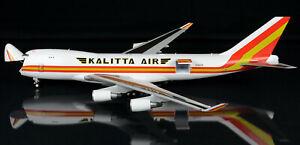 Gemini 200 Boeing 747-400F KALITTA AIR N782CK 1/200 scale Interactive Series