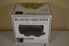 Black + Decker Spacemaker Under The Cabinet Black Can Opener Co100B New Unused