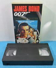 VHS CLASSIC JAMES BOND 007 COLLECTION VINTAGE - CONTRA EL DOCTOR NO