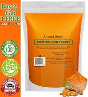 1 lb Tumeric Root Powder 100% Pure (Curcuma lfonga) 1 Libra Turmeric