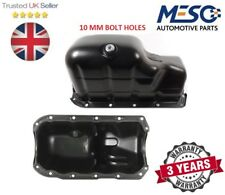 OIL SUMP PAN FITS FOR FIAT PANDA PUNTO GRANDE EVO 1.1 1.2 1.4 1997-ON