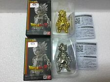 Bandai Absolute Chogokin Dragon Ball Z Figure GOGETA DZ-07 Gold + Normal Secret